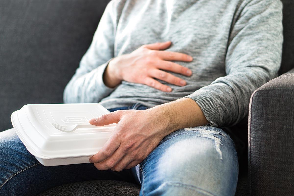 Maux de ventre constipation flatulences